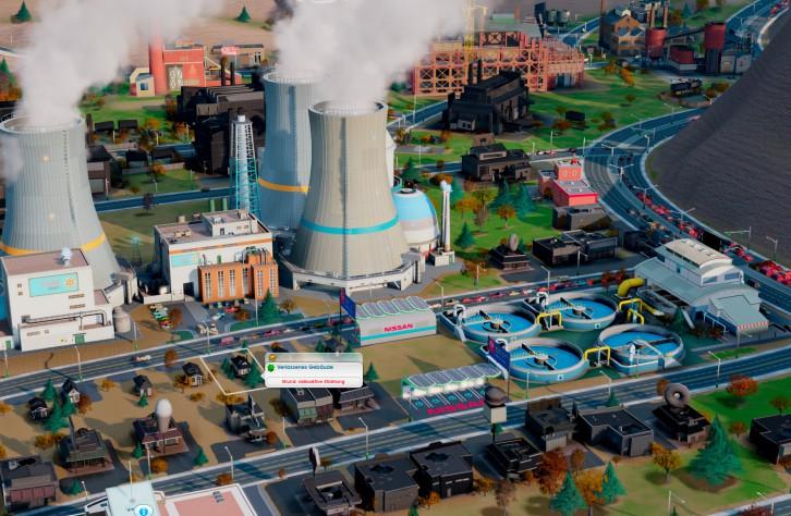 SimCity: Wahlprogramme von CSU, SPD und FDP bald als DLC?