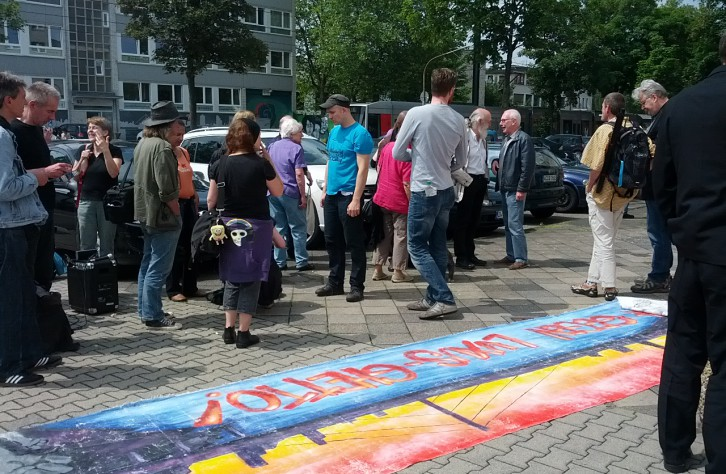 Zwischenergebnis: Bezahlbare Wohnungen in Düsseldorf werden saniert – einige wenige.