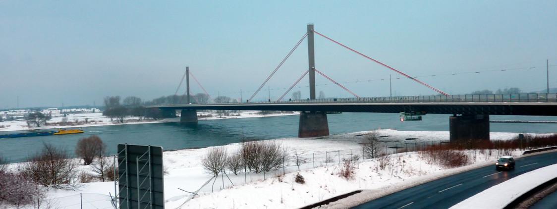 Rückblick: Darf die Stadtbahn über die neue Rheinbrücke Leverkusen fahren?