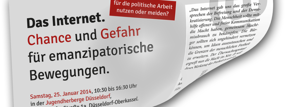Veranstaltung: Freies Wissen, freie Software, freie Überwachung?