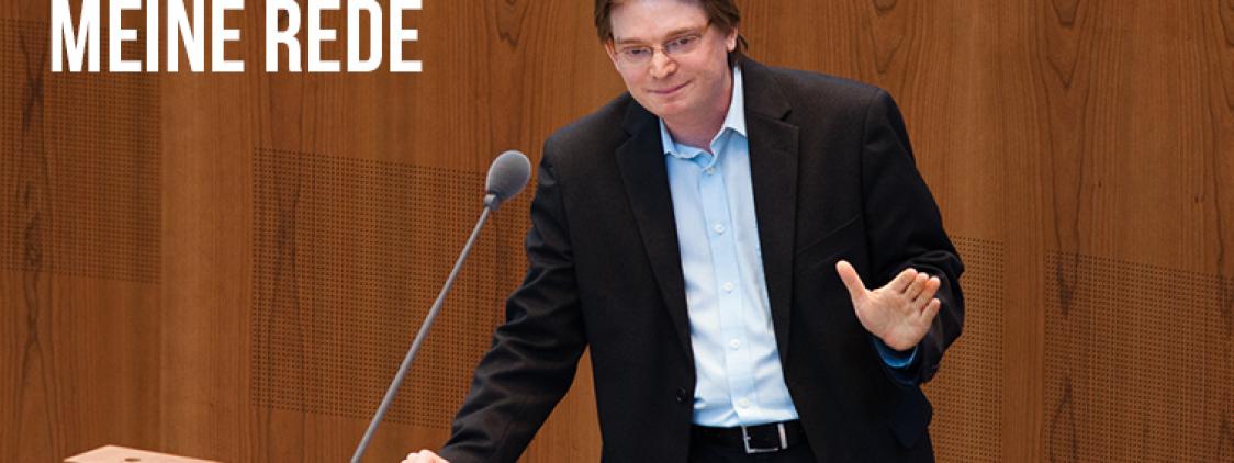 Rede: Haushalt 2013 – Teilbereich Bauen und Wohnen