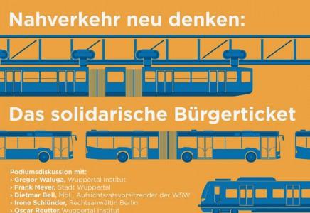 24. März 2015: Nahverkehr neu denken: Das Solidarische Bürgerticket